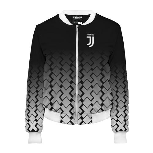 Женский бомбер 3D Juventus 2018 X Sport