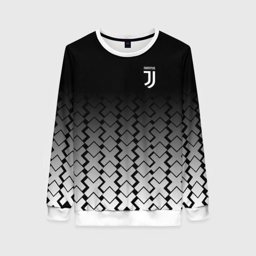 Женский свитшот 3D Juventus 2018 X Sport
