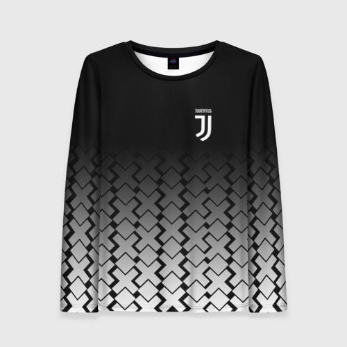 Женский лонгслив 3D Juventus 2018 X Sport