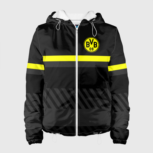 Женская куртка 3D FC Borussia 2018 Original 3