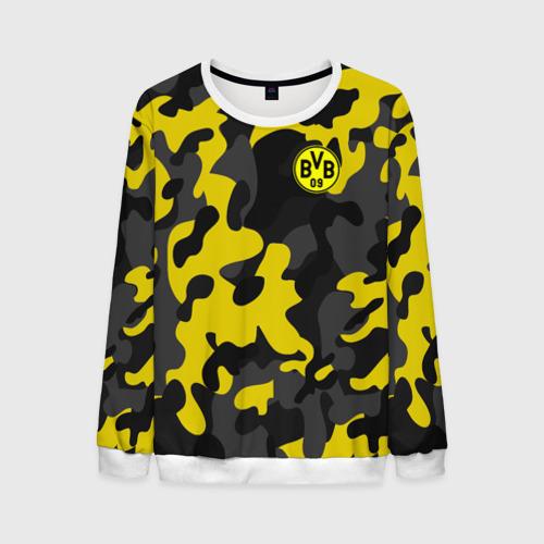 Мужской свитшот 3D Borussia 2018 Military Sport