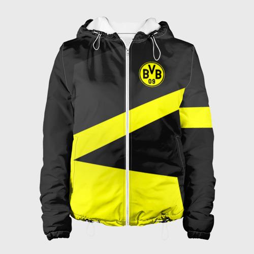 Женская куртка 3D Borussia 2018 Geometry Sport