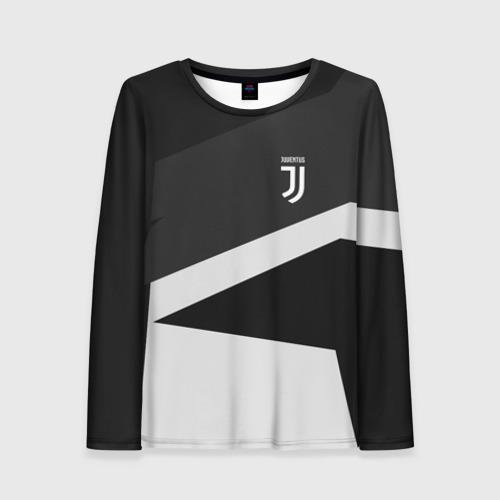 Женский лонгслив 3D Juventus 2018 Geometry Sport