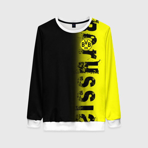 Женский свитшот 3D FC Borussia 2018 Original