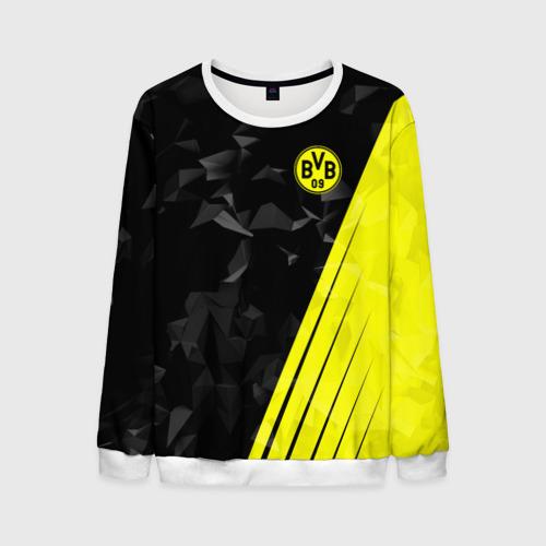 Мужской свитшот 3D FC Borussia 2018 Abstract
