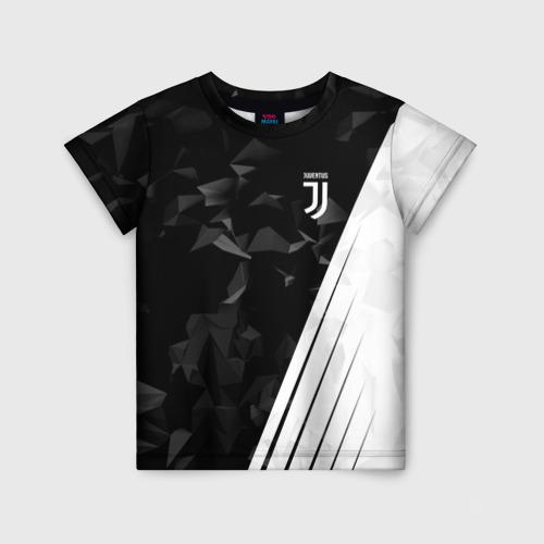 Детская футболка 3D JUVENTUS / ЮВЕНТУС