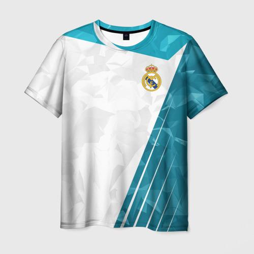 Мужская футболка 3D РЕАЛ МАДРИД | REAL MADRID