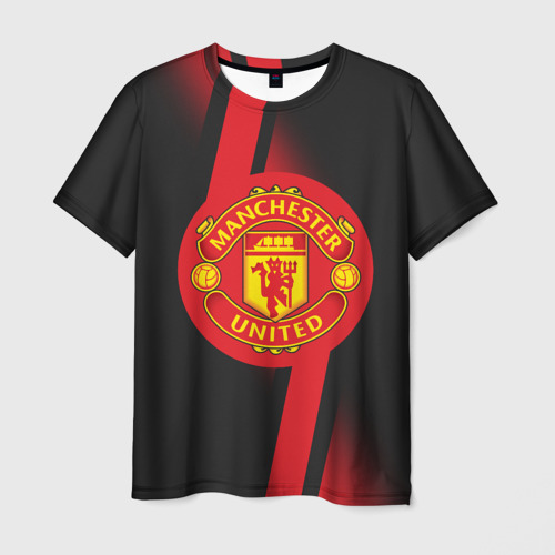 Мужская футболка 3D F.C.M.U 2018 Storm