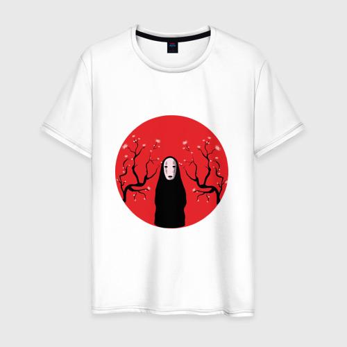 Мужская футболка хлопок Каонаси в ветках