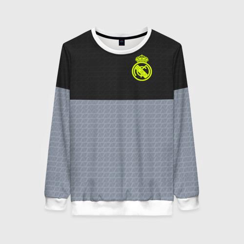 Женский свитшот 3D Real Madrid 2018 Toxic Sport