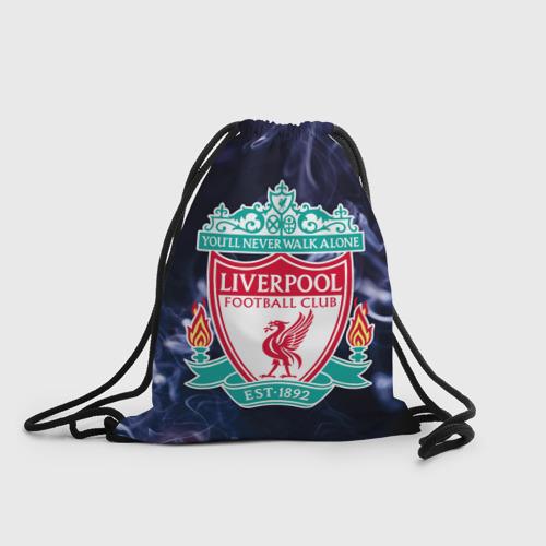 Рюкзак-мешок 3D Ливерпуль дым