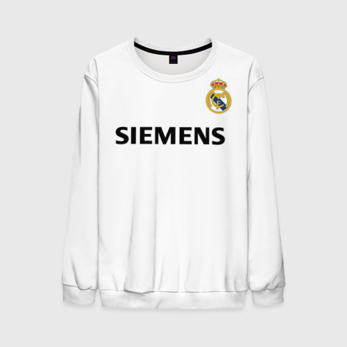 Мужской свитшот 3D Zidane ретро