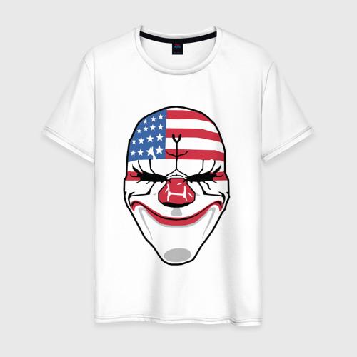 Мужская футболка хлопок Payday_5