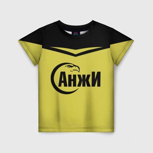 Детская футболка 3D Анжи Махачкала
