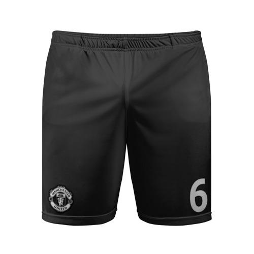 Мужские шорты спортивные Pogba 2018