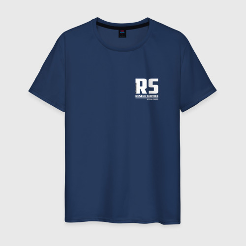 Мужская футболка хлопок Служба спасения