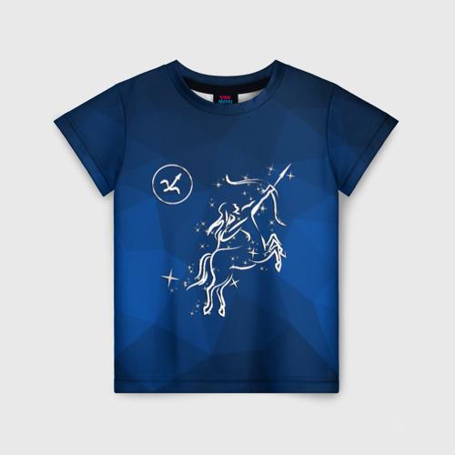 Детская футболка 3D Стрелец