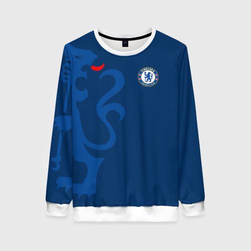 Женский свитшот 3D Chelsea Uniform