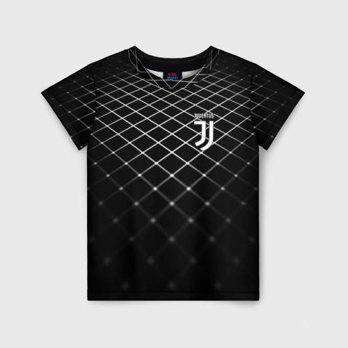 Детская футболка 3D Juventus 2018 Line