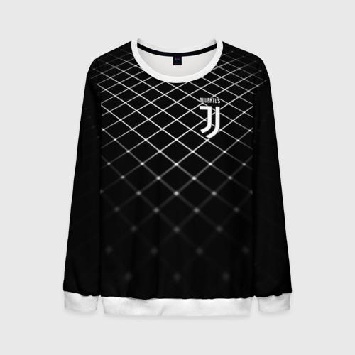 Мужской свитшот 3D Juventus 2018 Line