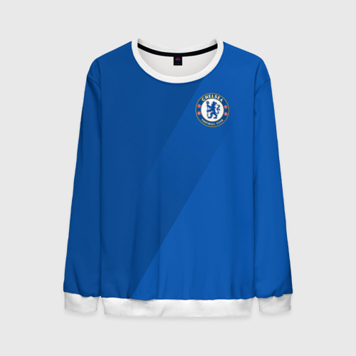 Мужской свитшот 3D Chelsea  2018 Элитная форма
