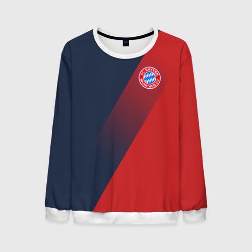 Мужской свитшот 3D FC Bayern 2018 Элитная