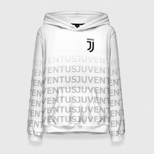 Женская толстовка 3D Juventus 2018 Original