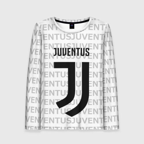 Женский лонгслив 3D Juventus 2018 Original