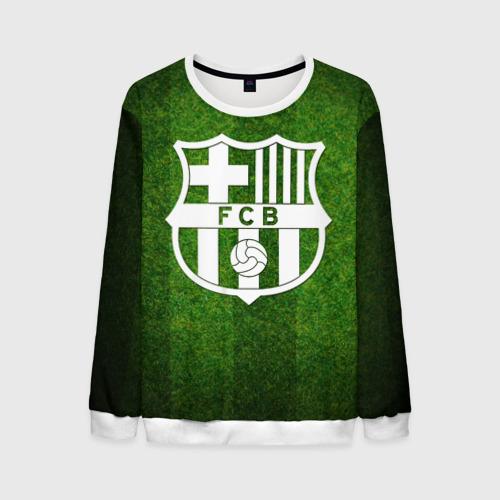 Мужской свитшот 3D Barcelona FC