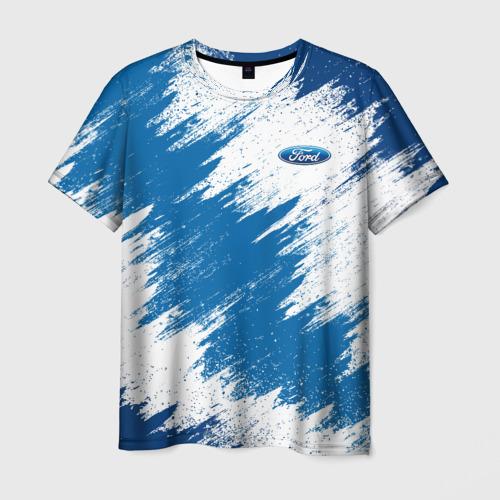 Мужская футболка 3D Ford