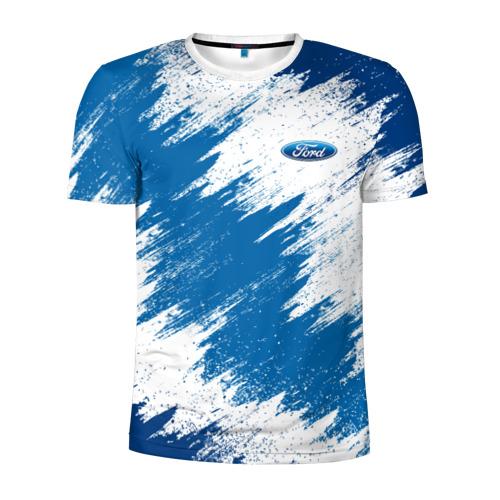 Мужская футболка 3D спортивная Ford