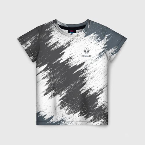 Детская футболка 3D Renault