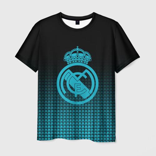 Мужская футболка 3D Real Madrid 2018 Original