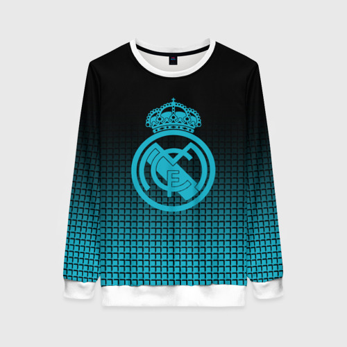 Женский свитшот 3D Real Madrid 2018 Original