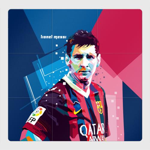 Магнитный плакат 3Х3 Lionel Messi