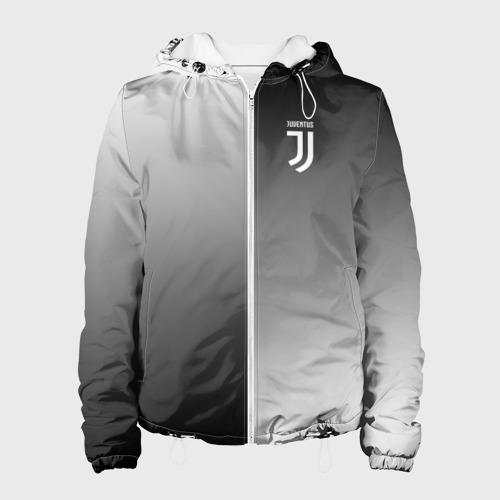 Женская куртка 3D Juventus 2018 Reverse