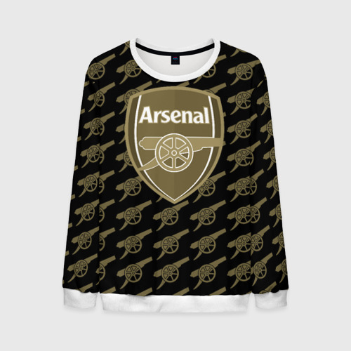 Мужской свитшот 3D FC Arsenal