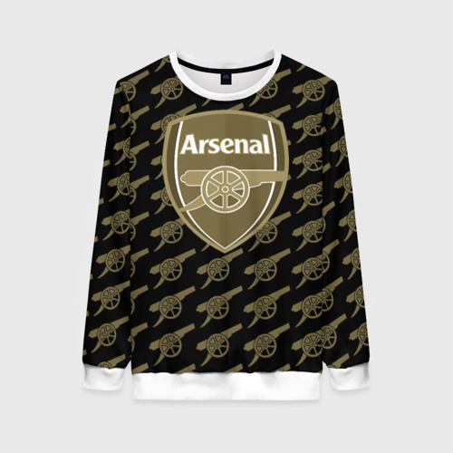 Женский свитшот 3D FC Arsenal