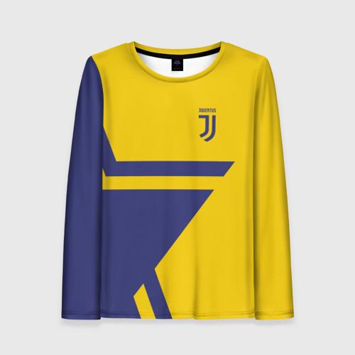 Женский лонгслив 3D Juventus 2018 STAR