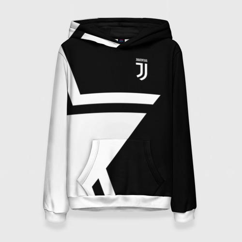 Женская толстовка 3D Juventus 2018 STAR