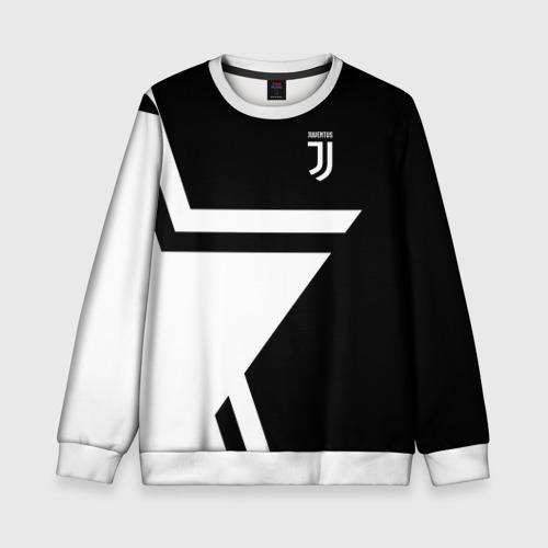 Детский свитшот 3D Juventus 2018 STAR