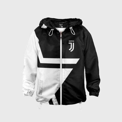 Детская ветровка 3D Juventus 2018 STAR