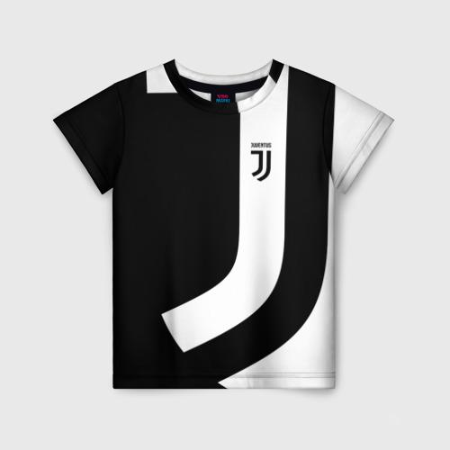 Детская футболка 3D Juventus 2018 Original