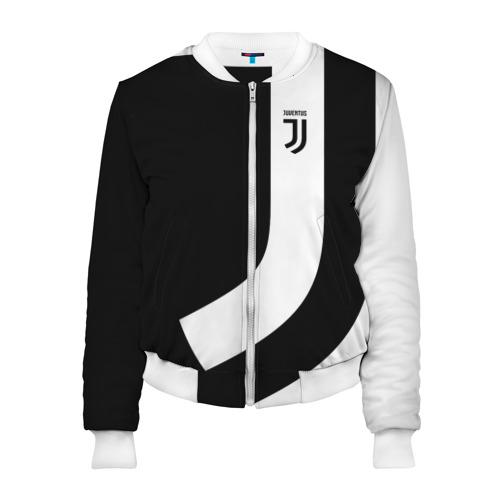 Женский бомбер 3D Juventus 2018 Original