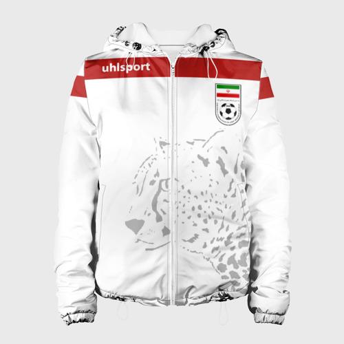 Женская куртка 3D Иран, форма