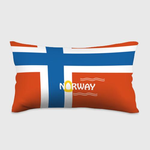 Подушка 3D антистресс Норвегия