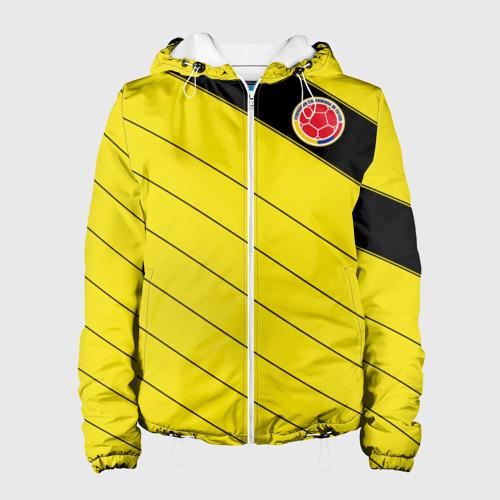 Женская куртка 3D Колумбия, форма