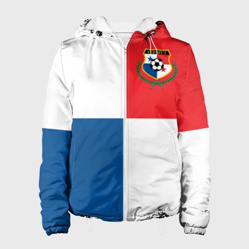 Женская куртка 3D Панама, форма