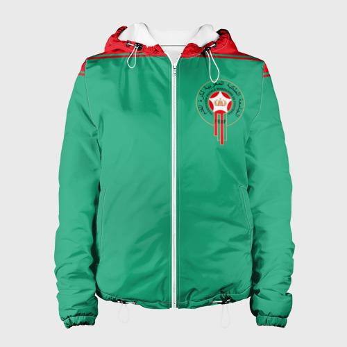 Женская куртка 3D Марокко, форма