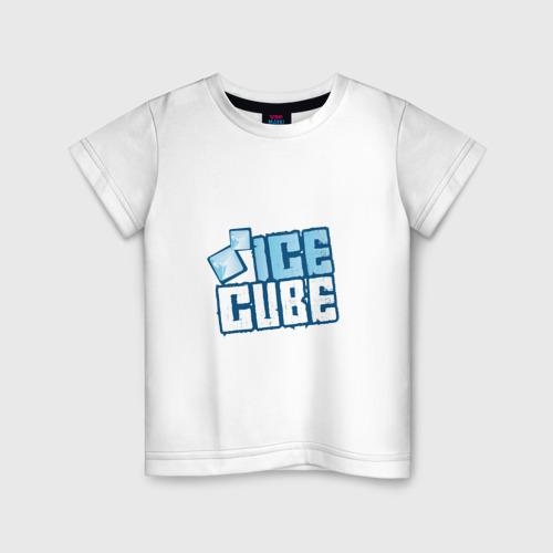 Детская футболка хлопок Ice Cube